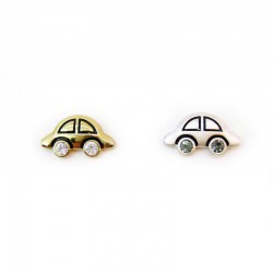 Earrings Mini Car