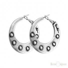 Antico Hoops Earrings