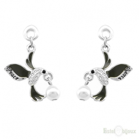 Earrings Birds