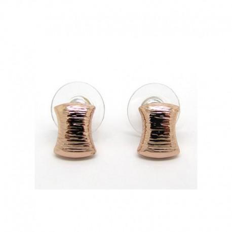 Earrings orrugated