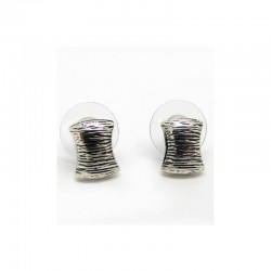 Corrugated Earrings