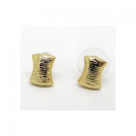 Earrings orrugated