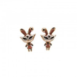 Earrings Bunnies