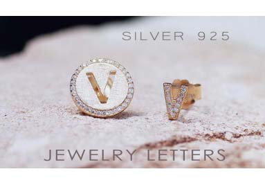 Letters Jewelry